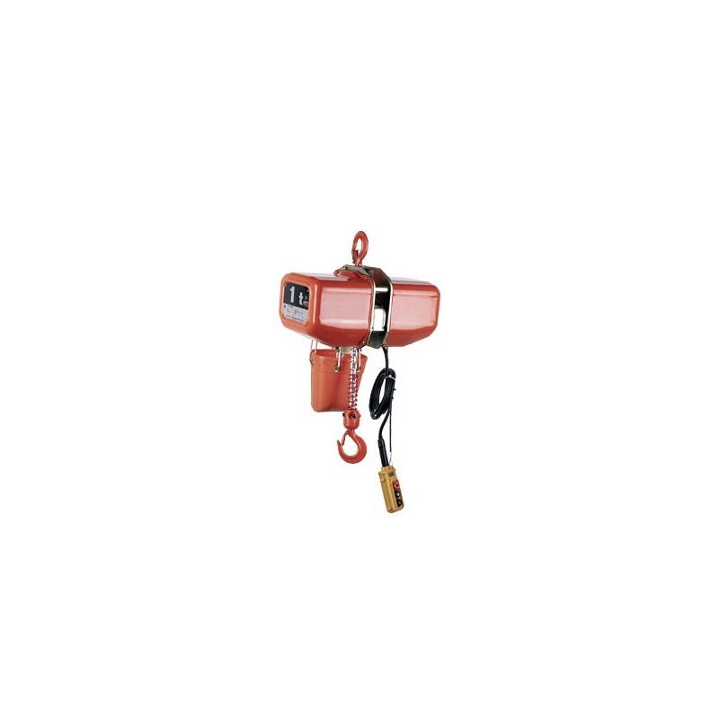 Palans Electriques à chaîne ELEPHANT - 2 vitesses - 380V Tri