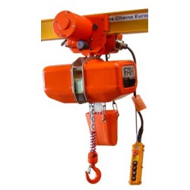 Palans Electriques à chaîne 1 vit - 380V Tri EFAM