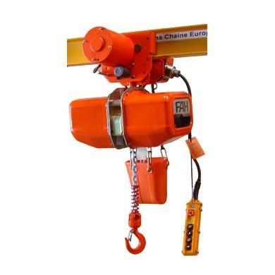 Palans Electriques à chaîne 2 vit - 380V Tri EFBM