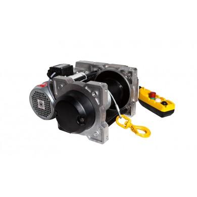 Treuils compacts TRBOXTER de 250 à 990 kg, commande directe