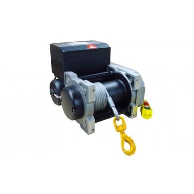 Treuils compacts TRBOXTER de 250 à 1500 kg, commande basse tension à variateur de vitesse