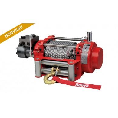Treuils hydrauliques pour dépanneuses Série HN 6804 kg