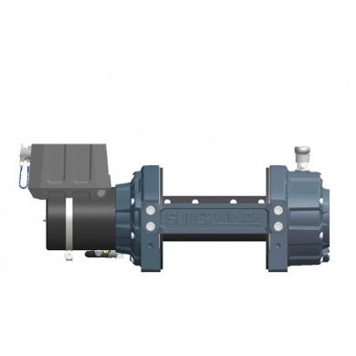 Treuils électriques pour camions Série SI de 3628 à 5443 kg