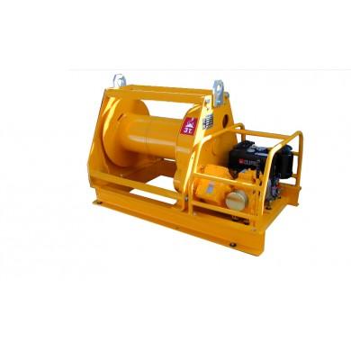 Treuils à moteur diesel TD de 300 à 5000 kg