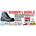 Linea RUBBER'S WORLD